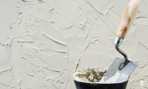 Типы растворов для оштукатуривания стен