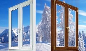 Сравниваем деревянные и пластиковые окна