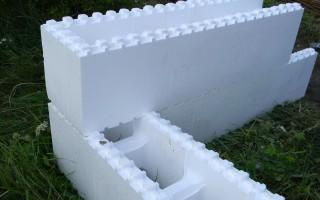 Энергосберегающие стены
