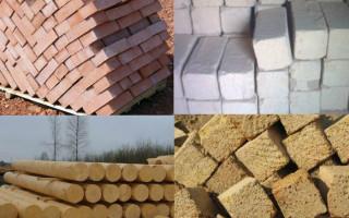 Строительные материалы и их применение