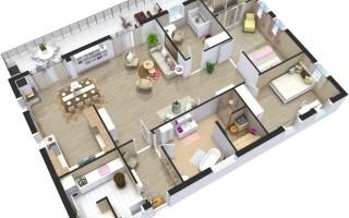 Основные правила планировки дома