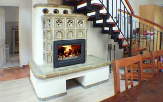 Монтаж отопления и каминов для частного дома